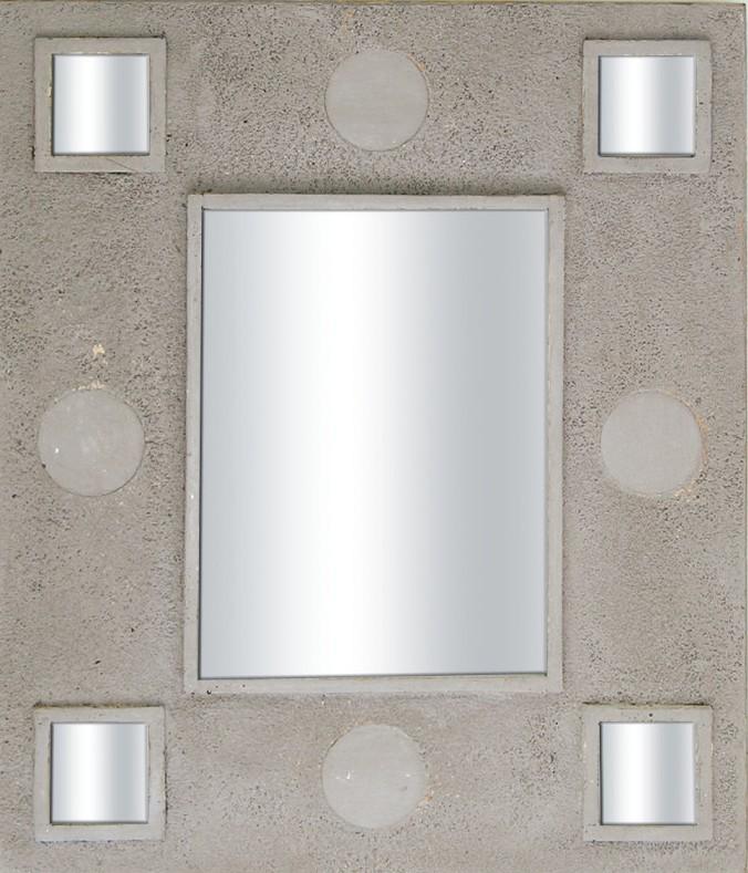 Miroir clart for Miroir contemporain design