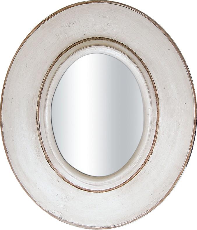 Miroir ovale simple for Miroir simple