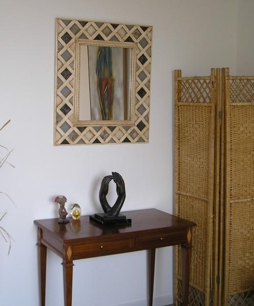 Petit miroir decoratif maison design for Miroirs decoratif