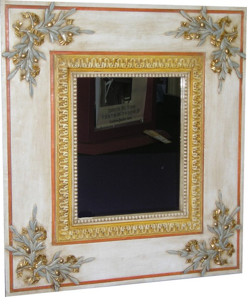 Miroir tradition grand mod le for Miroir grand modele