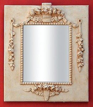 Miroir couronne for Coeur couronne et miroir