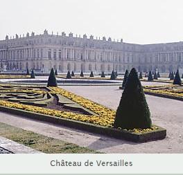 Fournisseur officiel en miroirs pour les boutiques des Musées Nationaux du Château de Versailles