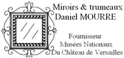 Miroirs &eacute;l&eacute;gants et trumeaux de charme Daniel MOURRE